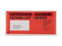 Dokumententasche PREMIUM - Lieferschein Rechnung
