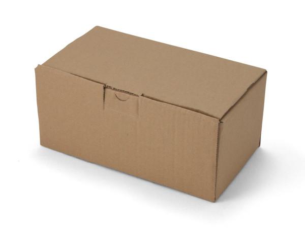 Verpackung für Warensendung