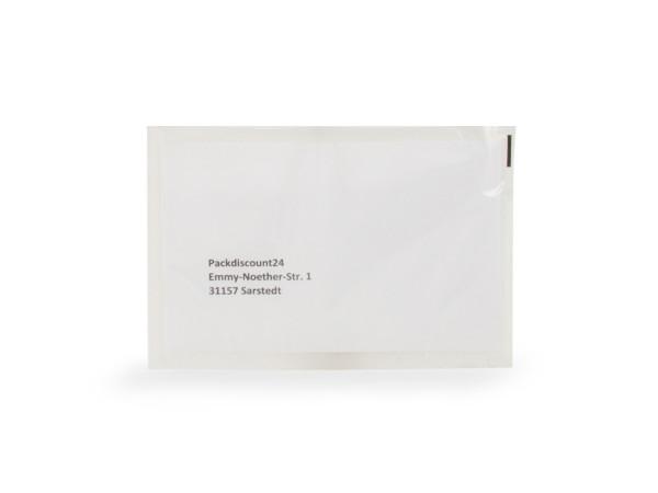 """Dokumententasche DIN C6 """"neutral ohne Beschriftung"""""""