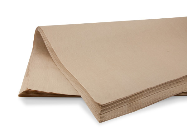 Natron-Packpapier Bogenware