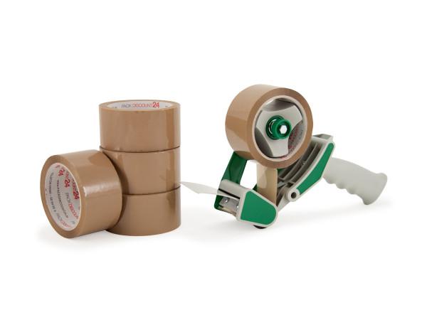 PP-Packband topband BASIC + Leichter Handabroller