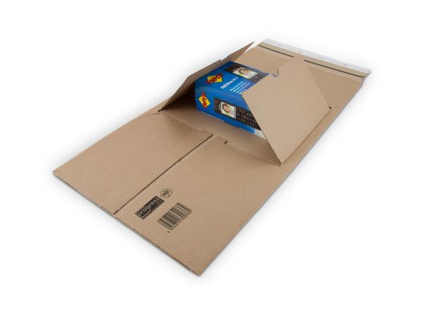 Stabile Versandverpackung