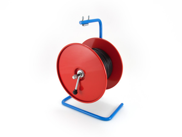 Tragbarer Abroller für Umreifungsband