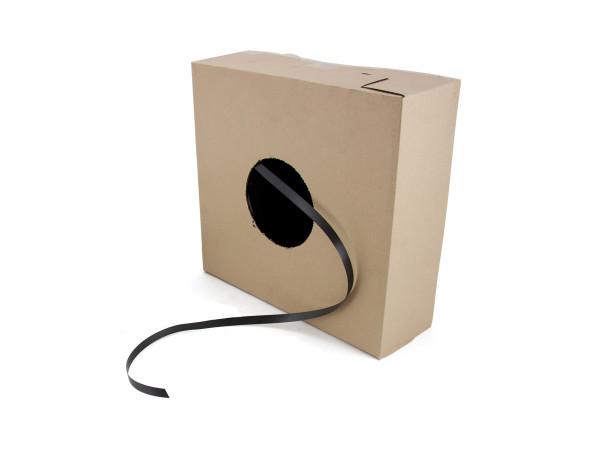 PP Umreifungsband im Kartonspender 13 mm