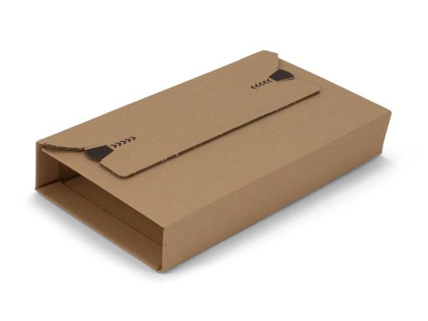 Wickelkarton / Buchverpackung DIN-C4