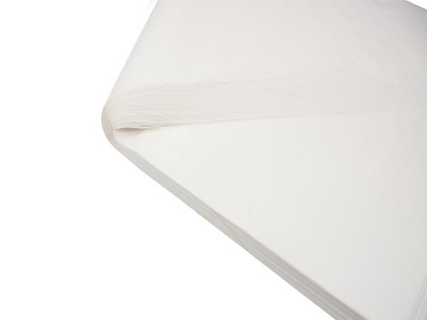 packseide einseitig glatt wei. Black Bedroom Furniture Sets. Home Design Ideas